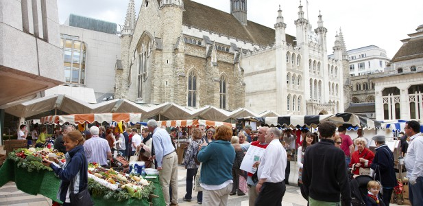 New Guildhall Market