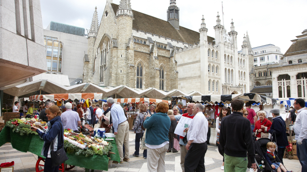 Guildhall Market
